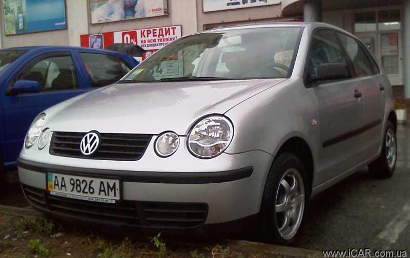 Фото Volkswagen Polo (Фоль…
