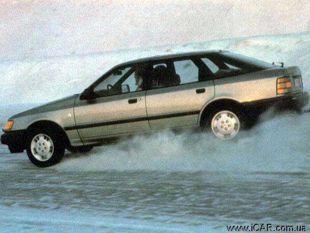 Форд скорпио фото 1990