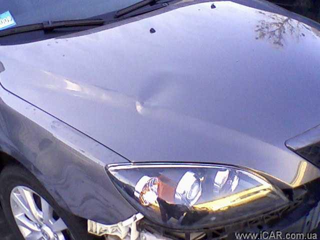 Продам mazda 3 hatchback 1 6 2007 киевская
