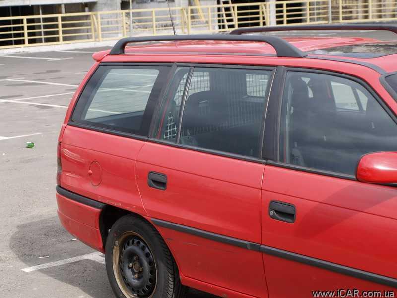 Opel Astra ���������. ����������� ����