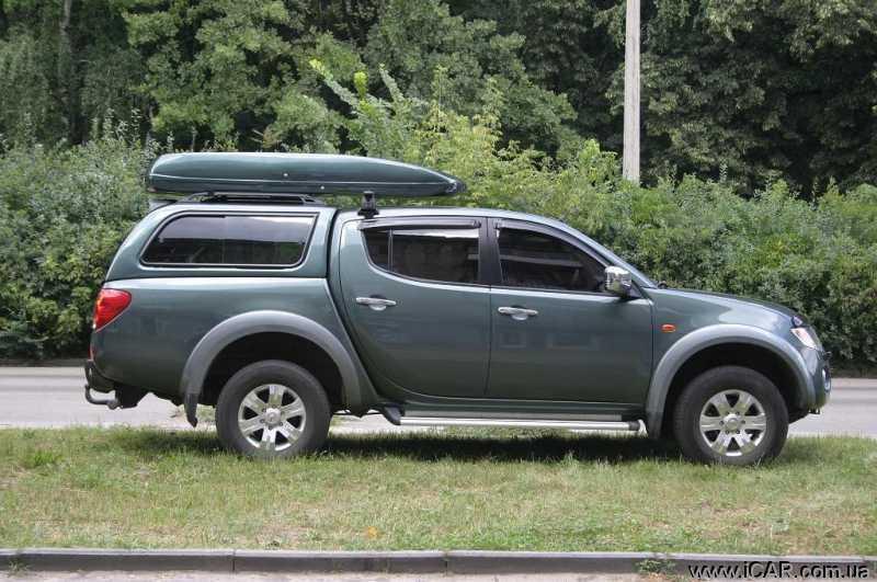 АВТОбазар Продам Mitsubishi L200 продажа кунгов 2007 Харьковская ...
