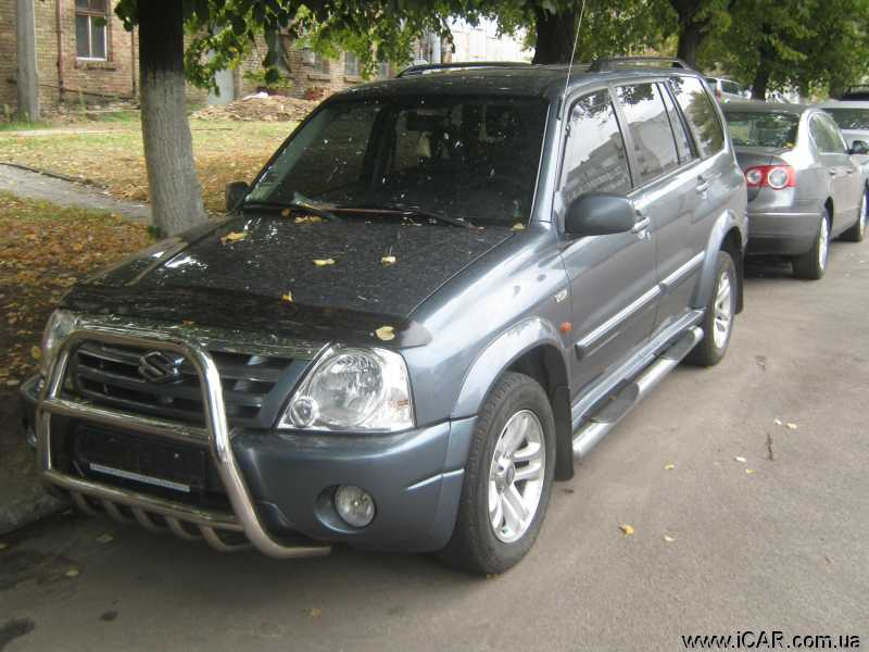 Grand Vitara Diesel Suzuki Grand Vitara Xl-7 Grand