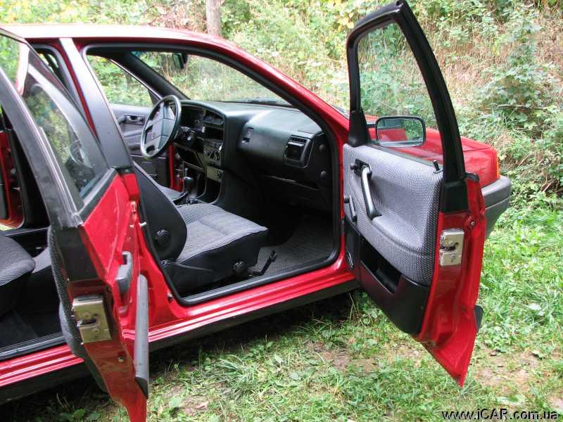 Volkswagen Passat B3. ht…