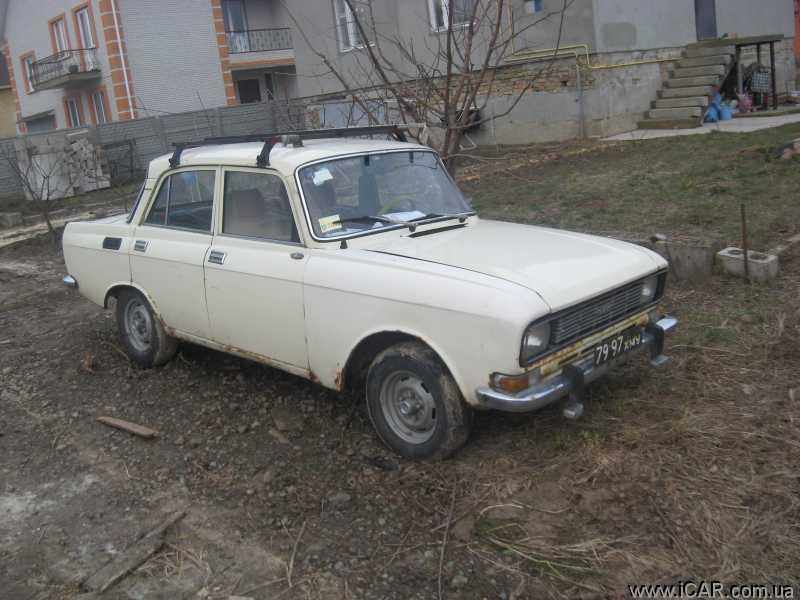 Фото азлк москвич 2140