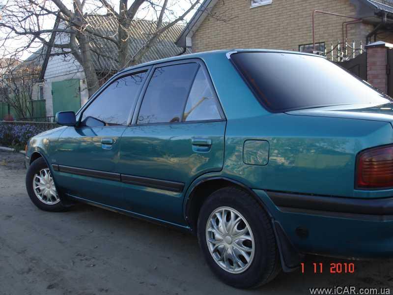Продажа Mazda 323. на АвтоСайте.…