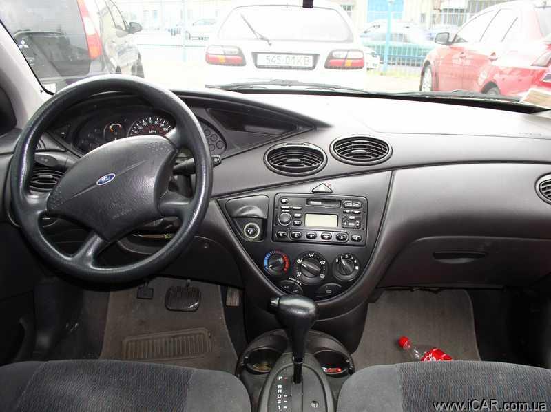 Форд фокус 2002 фото