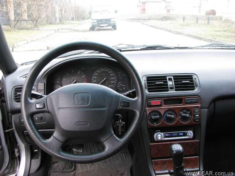 Хонда аккорд 1998 фото