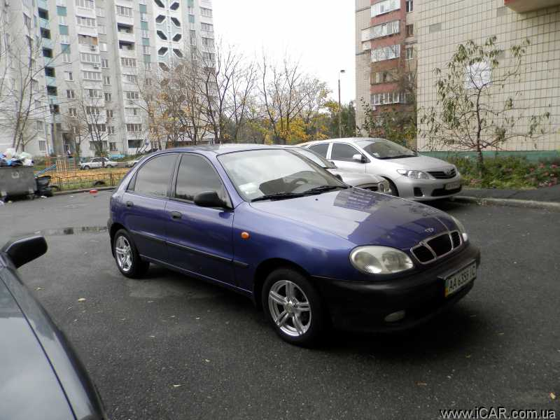 Продам Daewoo Lanos 1998 Киевская об…