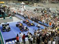 Formula 1. Etihad Airways Abu Dhabi Grand Prix 2013.