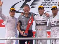 Formula-1. German Grand Prix 2014